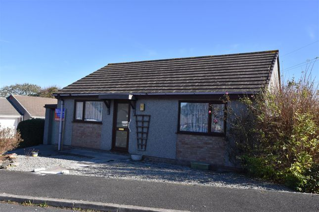 Thumbnail Detached bungalow for sale in Huntersfield, Tolvaddon, Camborne