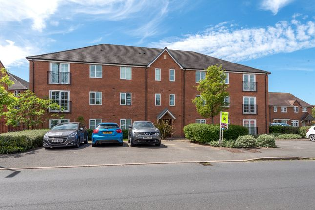 Thumbnail Flat for sale in Forge Close, Churchbridge, Cannock, Staffordshire