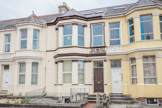 Thumbnail Flat to rent in Beaumont Road, St. Judes, Plymouth