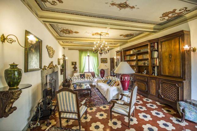 Luxury Period Villa For Sale In Tuscany, Italy, Romolini, Christie S