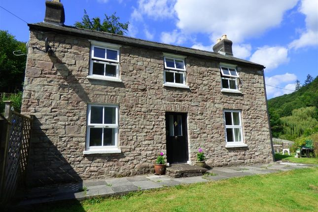 Thumbnail Detached house to rent in Beech House, Chapel Hill, Tintern, Chepstow
