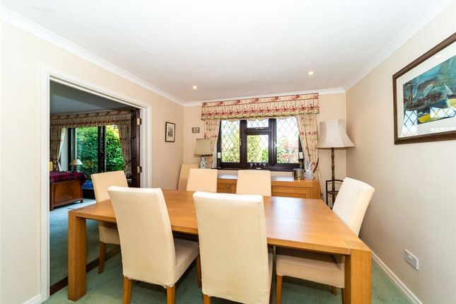 Dining Area of Catesby Gardens, Yateley, Hampshire GU46