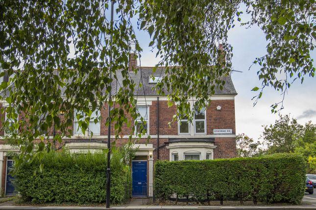 Thumbnail Property to rent in Osborne Road, Jesmond, Newcastle Upon Tyne