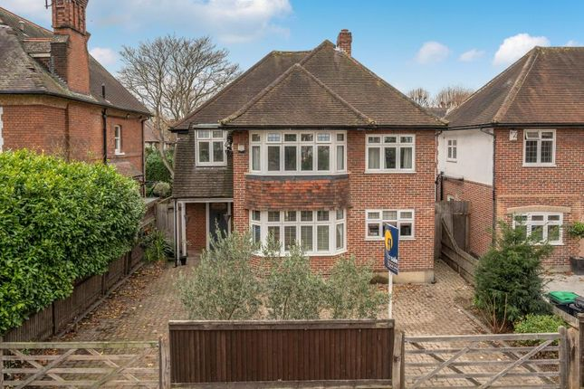 Thumbnail Detached house for sale in Richmond Road, Kingston Upon Thames