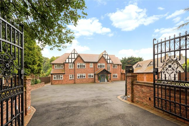 Thumbnail Detached house to rent in Chester Road, Mere, Knutsford, Cheshire