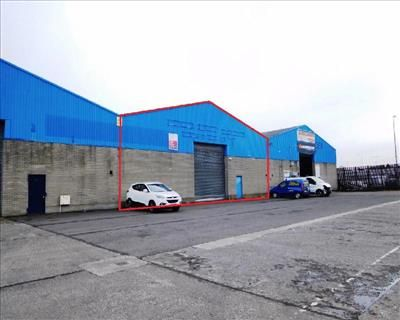 Thumbnail Warehouse to let in Unit 2, Balmoral Industrial Estate, Belfast, County Antrim