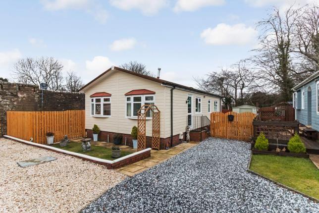 Thumbnail Mobile/park home for sale in Cunninghamhead Estate, Cunninghamhead, Kilmarnock, North Ayrshire