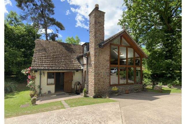 Thumbnail Detached house for sale in Marlbrook, Leominster