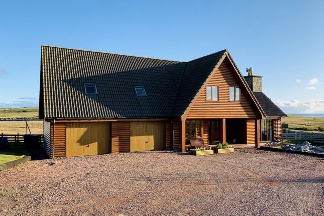 Thumbnail Detached house for sale in Cunningsburgh, Shetland