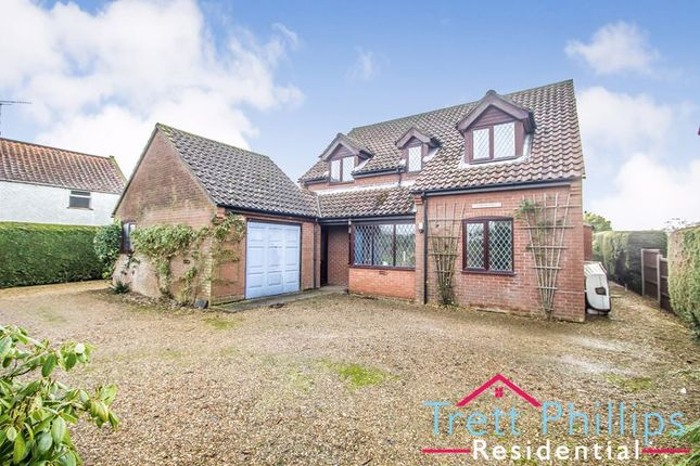 Detached house for sale in Marsh Road, Potter Heigham, Great Yarmouth