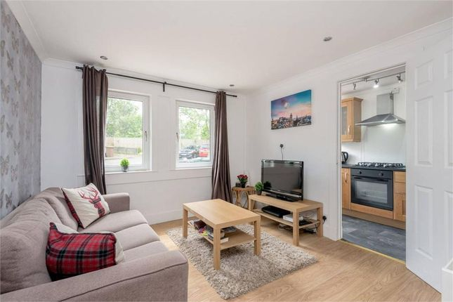 Thumbnail 1 bed terraced house to rent in North Bughtlinside, East Craigs, Edinburgh