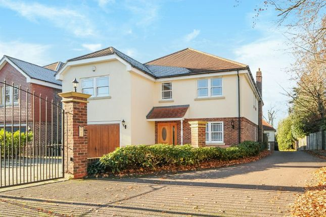 Thumbnail Detached house for sale in Arran Green, Prestwick Road, Watford