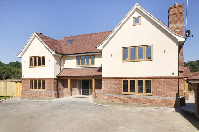 Thumbnail Detached house for sale in Hillbury Farm, Tithepit Shaw Lane, Warlingham