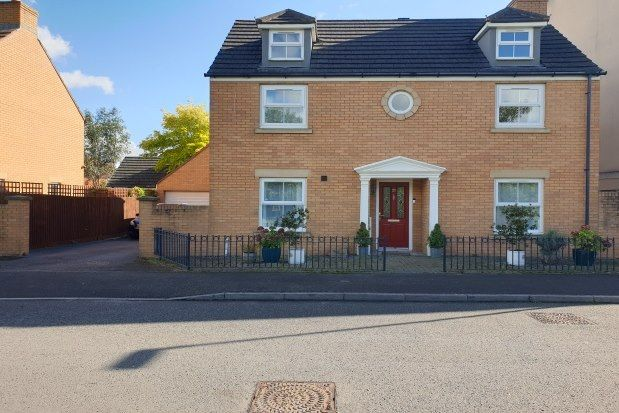 Thumbnail Detached house to rent in The Plantation, Gloucester