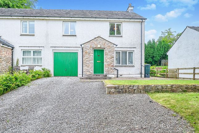 Thumbnail Semi-detached house for sale in Gatesyde Place, Eskdale, Holmrook, Cumbria