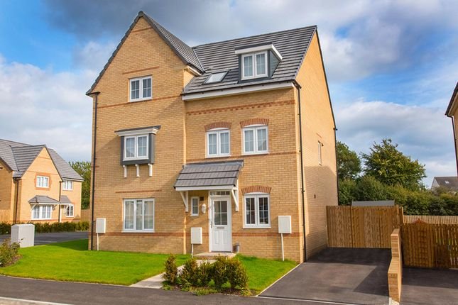 """Thumbnail End terrace house for sale in """"Padstow"""" at Bruntcliffe Road, Morley, Leeds"""