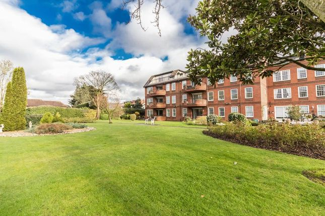 Thumbnail Flat for sale in Millbrook, Manor Road, Chigwell