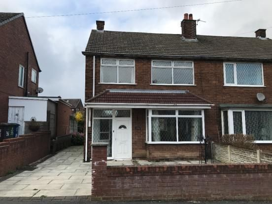 Thumbnail Semi-detached house to rent in Alexandra Crescent, Wigan