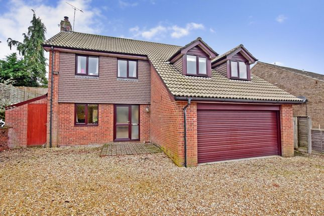 Thumbnail Detached house to rent in The Links, Whitehill, Bordon