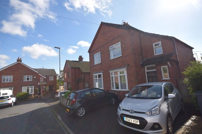 Thumbnail Semi-detached house to rent in Crescent Grove, Hartshill, Stoke-On-Trent