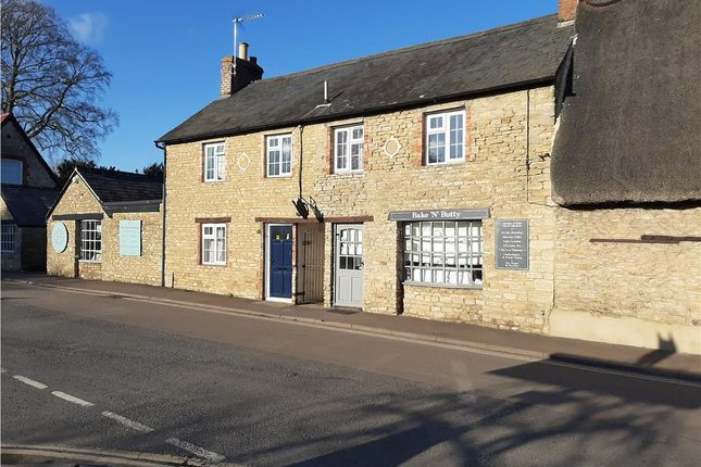 Thumbnail Commercial property for sale in & 63A High Street, Sharnbrook, Bedford, Bedfordshire