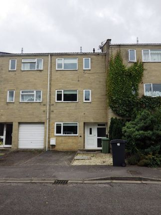 Thumbnail Terraced house to rent in Martin Close, Cirencester