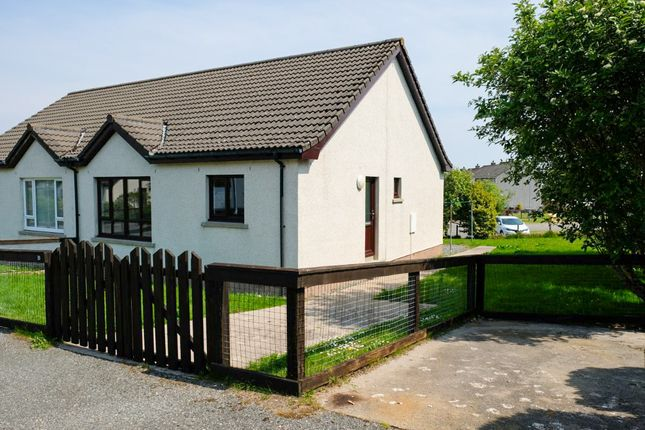 Thumbnail Semi-detached bungalow for sale in Stornoway, Isle Of Lewis
