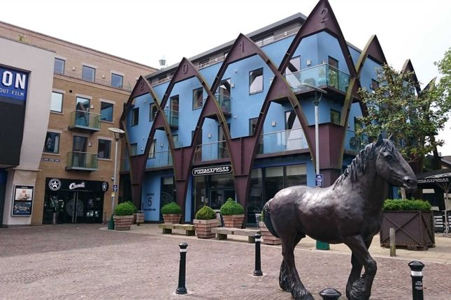 Thumbnail Flat for sale in Dray Horse Yard, Brewery Square, Dorchester