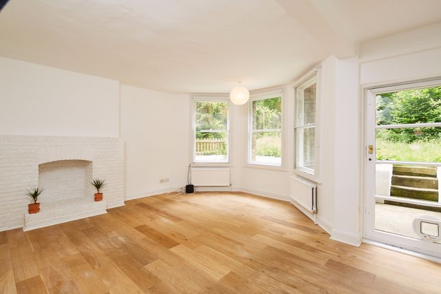 Thumbnail Flat to rent in Christchurch Avenue, London