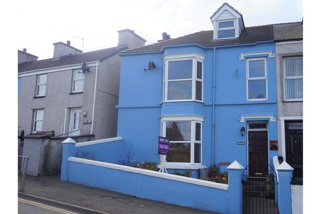 Thumbnail Semi-detached house for sale in Kingsland Road, Holyhead