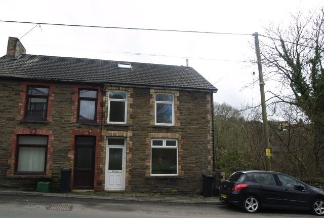 Thumbnail Semi-detached house for sale in Glyn Bargoed Road, Trelewis