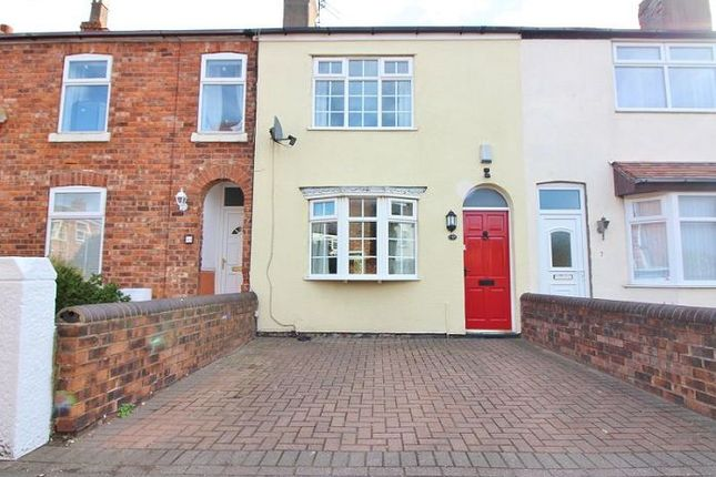 2 bed terraced house to rent in Grove Street, Southport