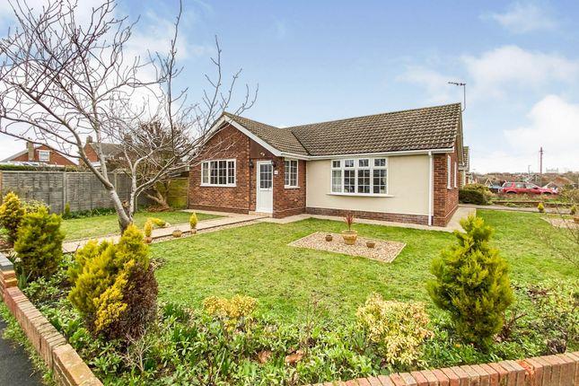 Thumbnail Detached bungalow for sale in Evans Drive, Lowestoft