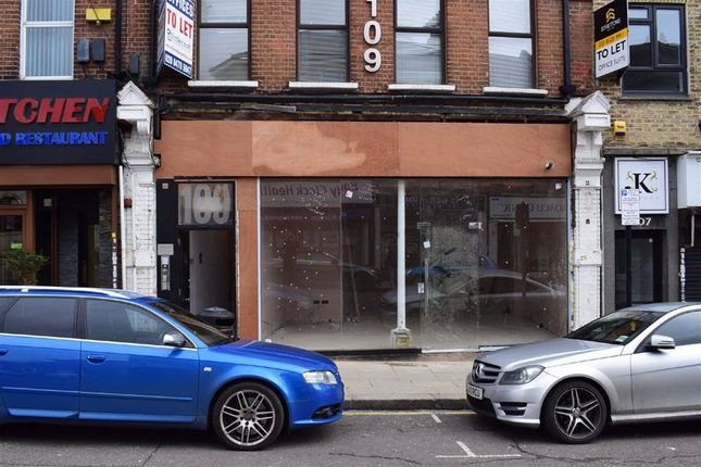 Thumbnail Restaurant/cafe to let in George Lane, South Woodford, London