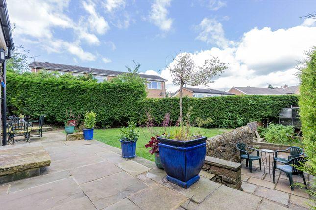 Garden of Wheel Lane, Grenoside, Sheffield, South Yorkshire S35