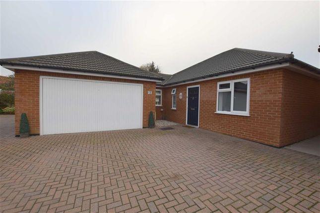 Thumbnail Detached bungalow for sale in Priory Mews, Laburnum Drive, Corringham, Essex