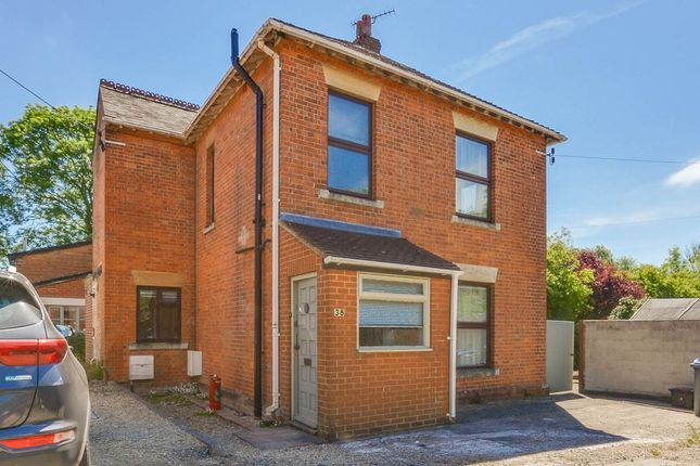 Thumbnail Detached house to rent in Imber Road, Warminster
