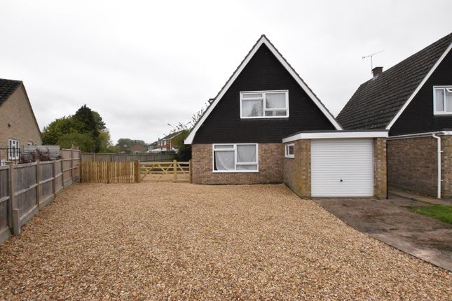 Thumbnail Detached house to rent in Malsters Close, Mundford, Thetford