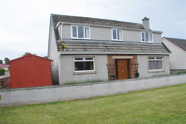 Thumbnail Detached house for sale in Forbes Road, Forres, Moray