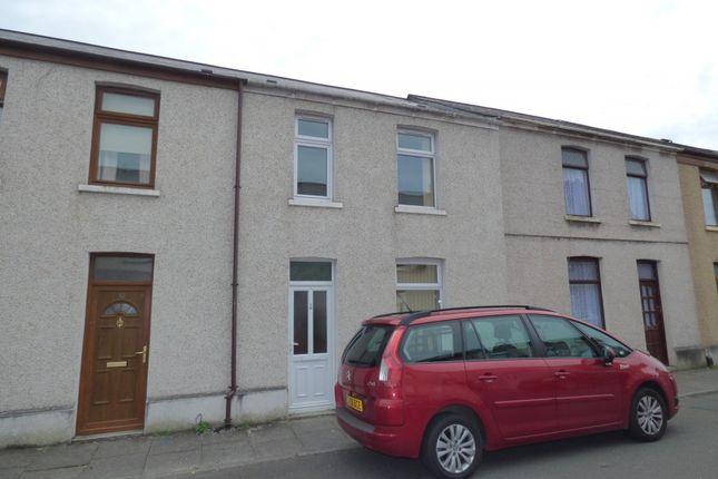 Thumbnail Terraced house to rent in Alfred Street, Aberavon, Port Talbot