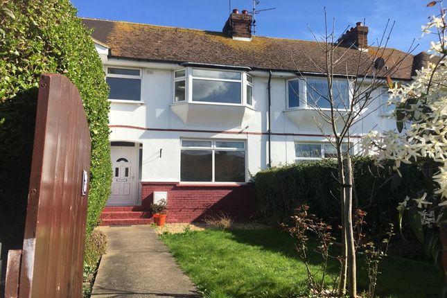 Thumbnail Terraced house to rent in Ethelbert Road, Birchington