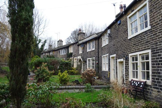 Thumbnail Cottage to rent in Garden Terrace, Bradford