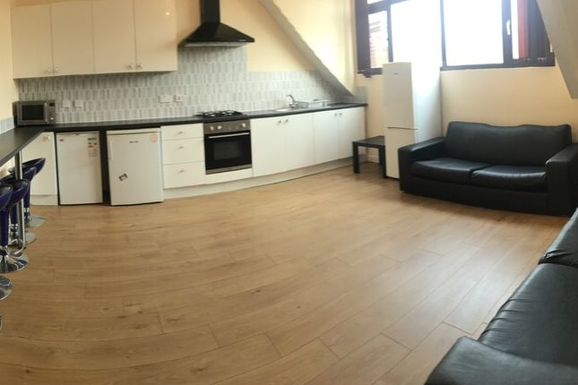 Thumbnail Flat to rent in Wilmslow Road, 5 Bed, Fallowfield, Manchester
