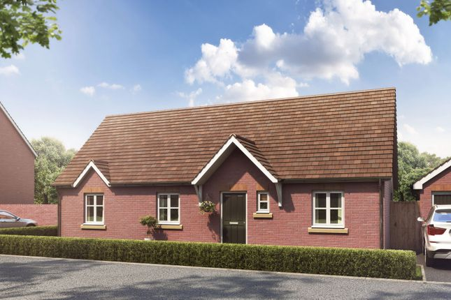 """Thumbnail Bungalow for sale in """"The Shawford"""" at Ringwood Road, Verwood"""