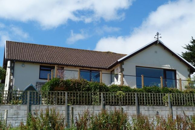 4 bed detached bungalow for sale in 4 Claremont Falls, Killigarth, Looe