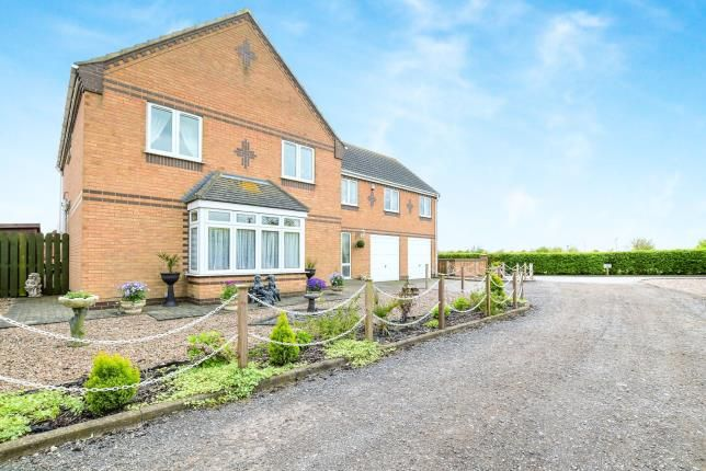 Thumbnail Detached house for sale in High Street, Ingoldmells, Skegness, Lincolnshire