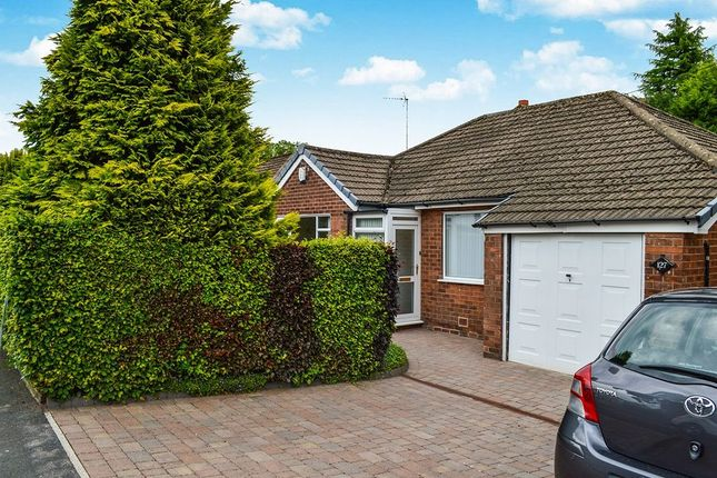 Thumbnail Bungalow to rent in Hazelwood Road, Hazel Grove, Stockport