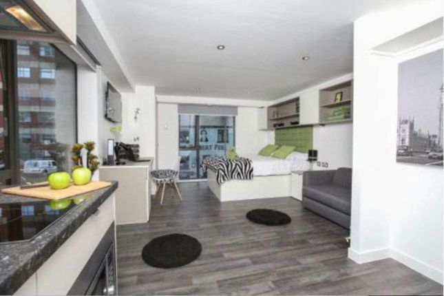 1 bed flat for sale in 1A Fitzwilliam Place, High Street, Lincoln