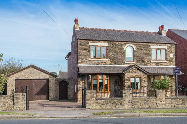 Thumbnail Detached house for sale in Beighton Road, Woodhouse, Sheffield