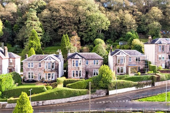 Thumbnail Detached house for sale in Tower Drive, Gourock, Inverclyde